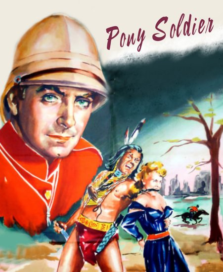 pony soldier movie