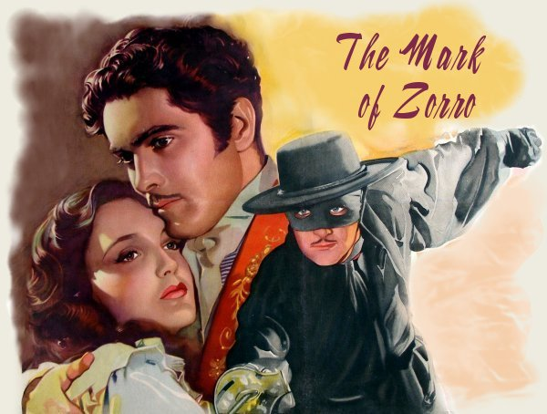 zorro movie representation